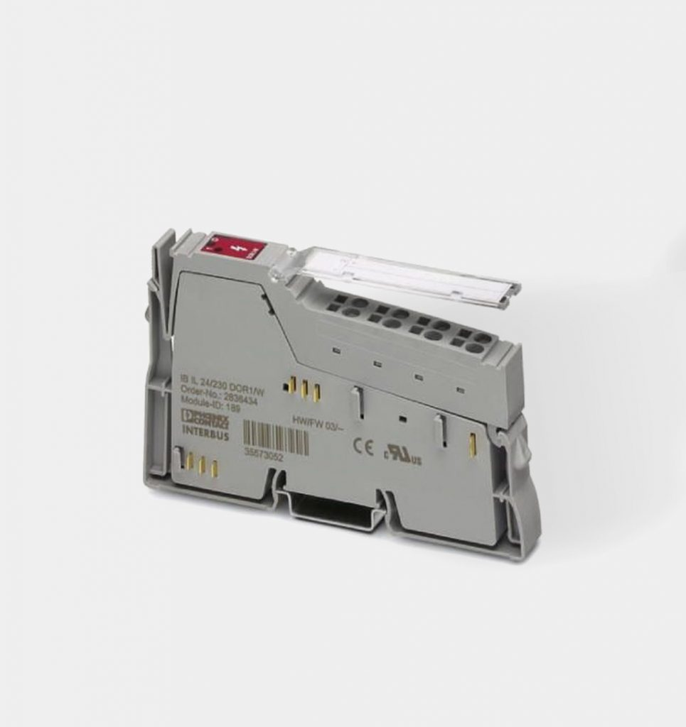 Interbus In-Line – 24/48 Digital Output Relay 2/W-PAC