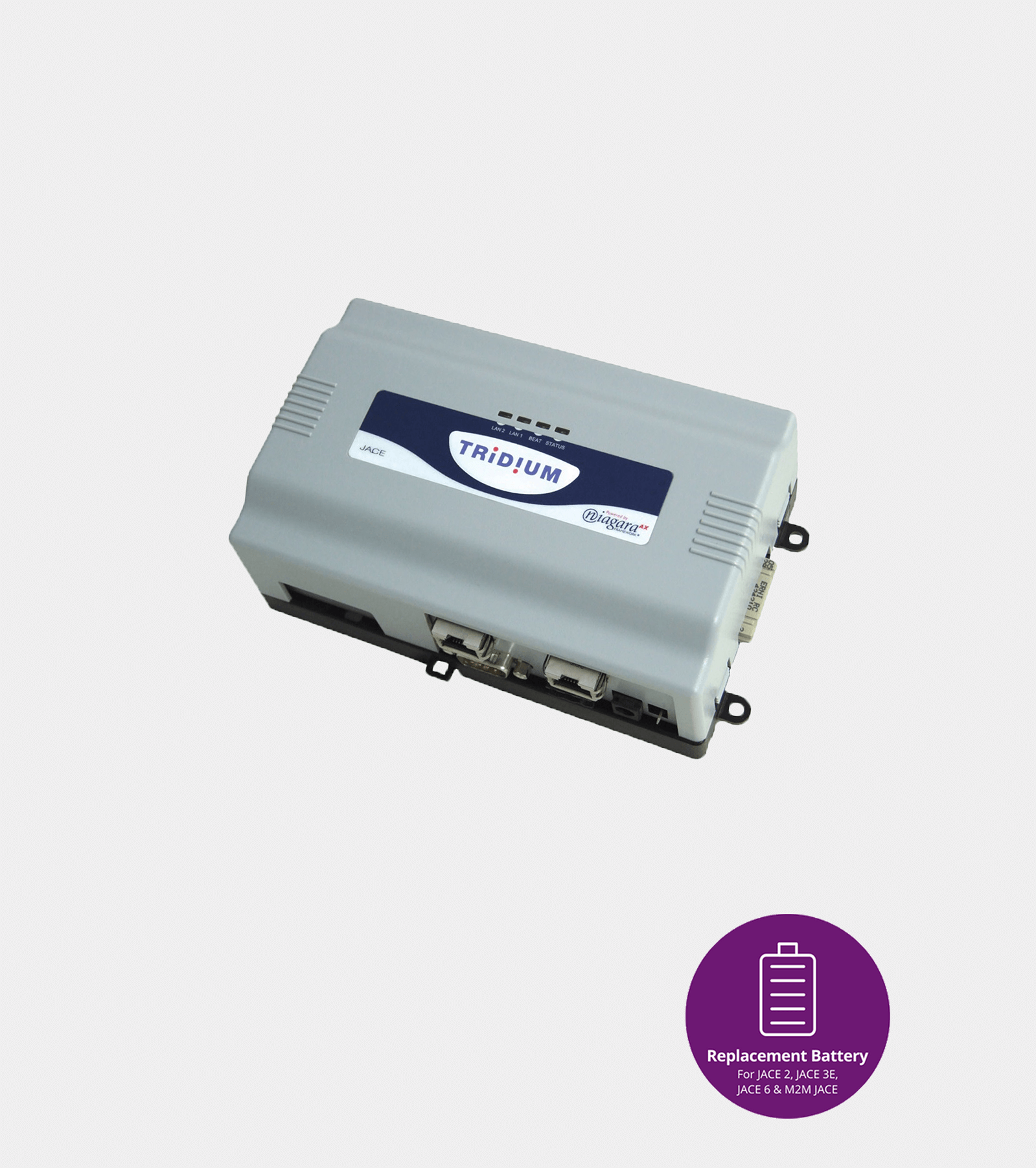 JACEs - Replacement Battery - Forest Rock