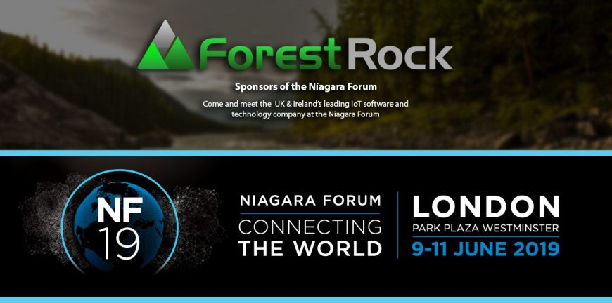 What's that coming over the hill? It's the Niagara Forum