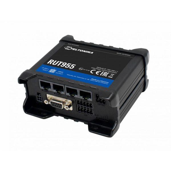 Teltonika RUT955 Dual SIM 4G Router with WIFI I/O & GPS