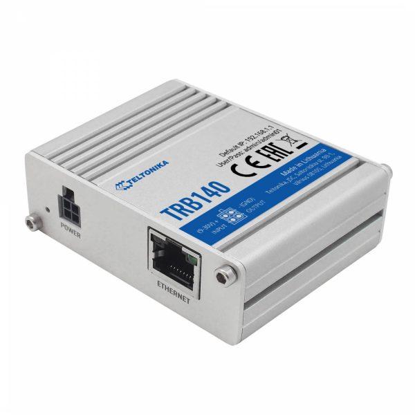 Teltonika TRB140 Single SIM 4G IoT Gateway (Ethernet)