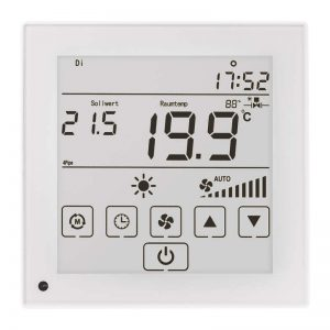 LCF02 Touch 3AO2DO RS485 room controller