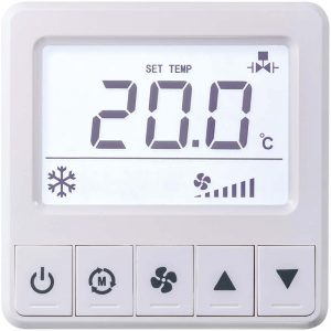 LCF02 3AO2DO Touch room controller